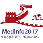 MedInfo 2017 – Tutorial Registration deadline 11th August 2017