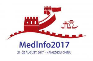 MedInfo2017 @ Hangzhou International Expo Center | Xiamen | Fujian | China