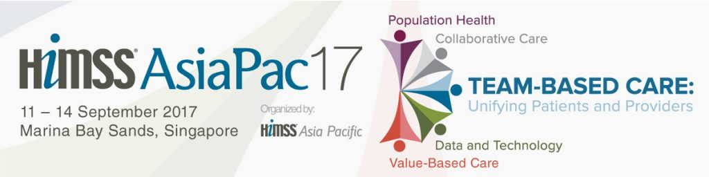 HIMSS AsiaPac 17 @ Marina Bay Sands  | Singapore | 0