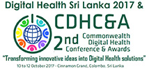 Digital Health Sri Lanka 2017 & Second Commonwealth Digital Health Conference & Awards @ Cinnamon Grand Hotel | Colombo | Western Province | Sri Lanka